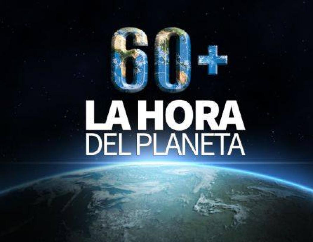 La Hora del Planeta en el Soho