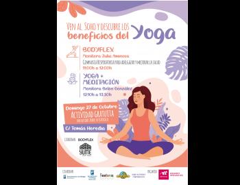 Jornada gratuita de YOGA y Body Flex en el Soho
